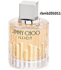 Jimmy Choo Illicit 3.3 oz EDP spray Womens Perfume 100 ml NEW unboxed w/ cap