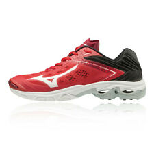 Mizuno Hommes Wave Lightning Z5 Chaussures De Sport En Salles Baskets Rouge