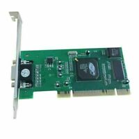 ATI 32-Bit Rage XL PCI Video Graphics Card for Windows XP/2000/95 Linux System
