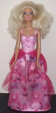 Barbie Doll Collectors 2010 0442HF1 Swimsuit,Long Skirt,Long Blond Curly Hair