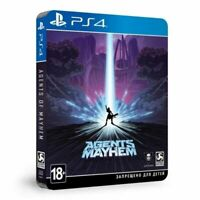 Agents of Mayhem (Sony PlayStation 4, 2017) PS4
