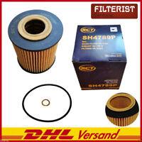 Ölfilter Filtereinsatz BMW E46, E39, E38, X5 (vgl. zu OE 11 42 2 247 392)