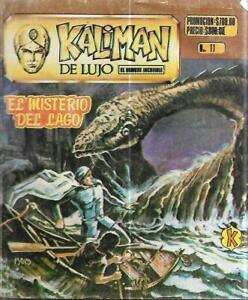 Kaliman De Lujo - #11 - Mexico