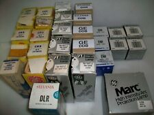 LARGE LOT OF NOS PROJECTION BULBS