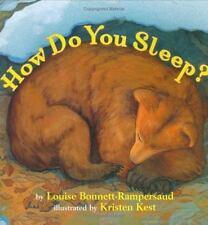 How Do You Sleep? (Brand New Paperback) Louise Bonnett-Rampersaud