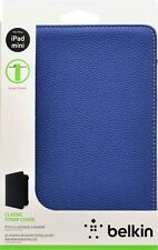 Belkin Classic Strap Cover for iPad Mini and iPad Mini 3 in Indigo
