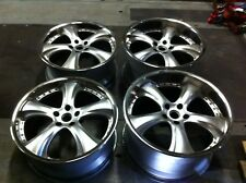 """FERRARI KAHN 19"""" ALLOY WHEELS TO FIT 360 OR F430 - GREAT CONDITION"""