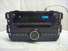 08 2008 Buick Lucern Radio CD Player Factory OEM 25867311 J5886