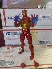 Hasbro Marvel Legends Series 6-inch Modular Iron Man Action Figure Toy,