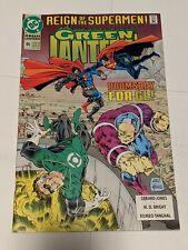 Green Lantern #46 October 1993 DC Comics