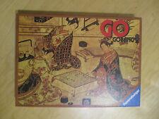 GO + GOBANG - japanisches Strategiespiel - anspruchsvoll - Ravensburger aus 1979