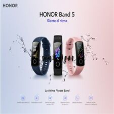 Huawei Honor Band 5 Rastreador De Ejercicios Oxímetro Podómetro España Smartband