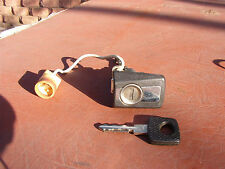 Genuine Mercedes Benz W124 300E/D Passenger Door Lock with 1 Key Used Nice