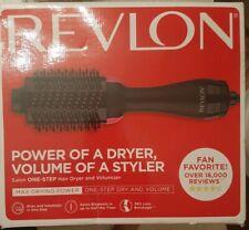 Revlon Salon One Step Hair Dryer and Volumizer Pink /Open Box