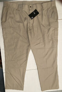 Tact Squad Tactical Pants - Big & Tall - 54x32 - Rip Stop - Tan - New with Tags