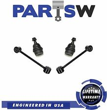 4 Pc Suspension Kit for Jeep Commander & Grand Cherokee Front Lower Ball Joints