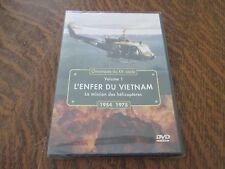 dvd l'enfer du vietnam volume 1 la mission des helicopteres 1954-1975