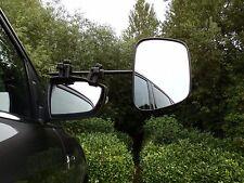 2 x Milenco Grand Aero3 Flat Glass Grand Aero 3 Caravan Towing Mirrors