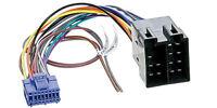 PIONEER Radio Adapter ISO Kabel AVIC-X1 AVIC-X1R AVIC-X1BT Anschlusskabel