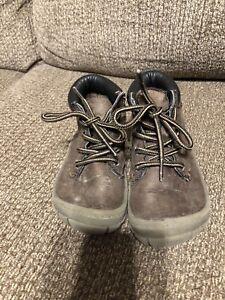 Toddler Boys Oshkosh Boots Brown Sz. 7
