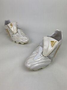 Rare Adidas Predator Powerswerve TRX FG David Beckham Sz Men's 12 Soccer Cleats