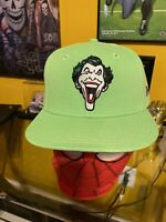 New Era Vintage Joker Laughing 59Fifty Fitted Size 7 3/4 Cap Hat 5950 Dc Batman