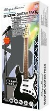 Spectrum Electric Guitar Package  Amp  Microphone  Everything to Perform