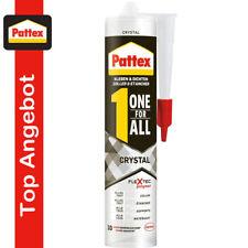 Pattex One for All Crystal  transparenter FleXtec Polymer Montagekleber