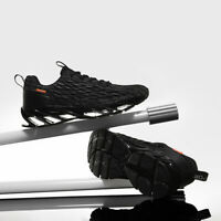Men's Springblade Sneakers Outdoor Casual Walking Shoes Summer Mesh Breathable
