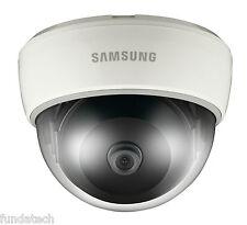 Samsung Techwin SND-1011 (1/4 inch) VGA Network Dome Camera