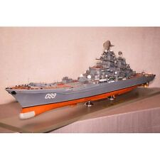 Pyotr Veliki - Peter the Great A nuclearpowered Cruiser The kirow-klasse 1:200