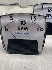 Lot Of 1 Eaton Spm Dynamatic Panel Meter Type Do 92 Dc Amp Warranty