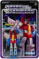 Super7 Transformers ReAction Action Figure Starscream