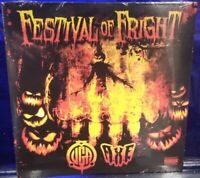 Alla Xul Alu - Festival of Fright CD SEALED boondox twiztid undergound avengers