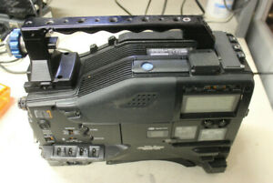 Sony HDW-F900R body only for parts