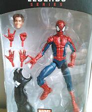PETER PARKER Ultimate Spider-Man Marvel Legends 6inch Scale Action Figure Venom