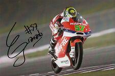 Eric Granado Moto3 Firmado Kalex Ktm Foto 5x7.5 2013 5.