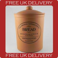 Charlotte Watsons Or Henry Watson Classic Bread Crock Bin Kitchen Pottery