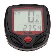 LCD per bicicletta Contachilometri contagiri ciclocomputer NR