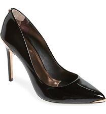 Women's Ted Baker London Izibela Pumps Black Size UK7/EU40/US9.5