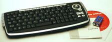 CTFWIKE-2 Wireless Funk-Tastatur mit Trackball (10m Reichweite) *Ko