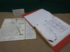 Lorain MC-35H moto-crane operators/maintenance manual w/load charts