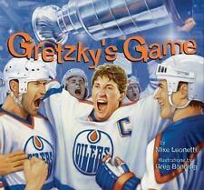 Gretzky's Game (Hockey Heroes Series)