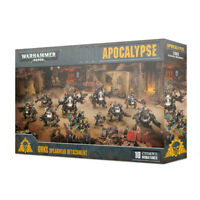 Warhammer Orks Spearhead Detachment New