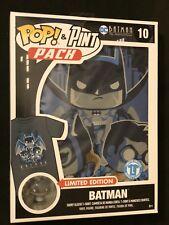 FUNKO Pop Pint & Pack { Batman (RARE) } # 10 Tee shirt Limited Edition Large / L