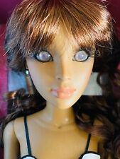 DISCONTINUED NEW Hasbro Lorifina Doll Medium Skin Cloudy Brown Eyes Auburn Hair