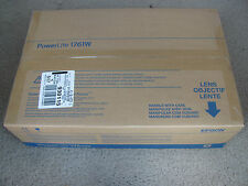 Brand New Epson PowerLite 1761W WXGA 3LCD Projector