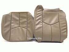 "03-06SILVERADO/AVALANCHE/SIERRA VINYL-PASNGR BOTTOM/BACKREST-NEUTRAL""TAN""#522"