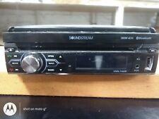 "SOUNDSTREAM VRN-74HB 1 DIN 7"" DVD CD PLAYER GPS BLUETOOTH USB NAVIGATION RADIO"