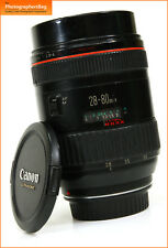 Canon EF 28-80mm F2.8-4 L Ultrasonic Autofokus Zoom Objektiv für EOS SLR Free UK PP
